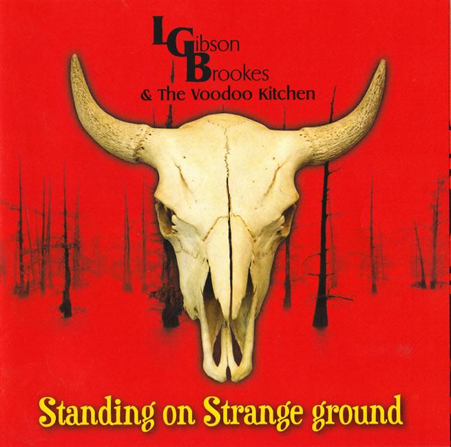 Standing On Strange Ground