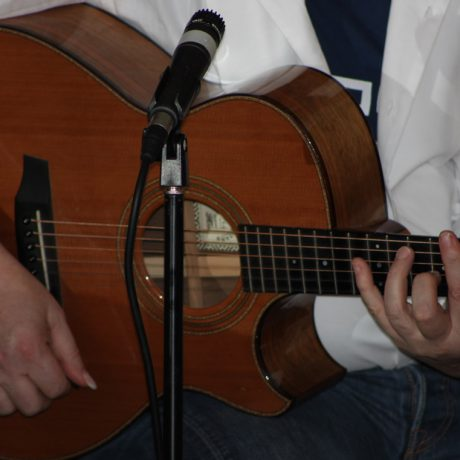 Trevors guitar