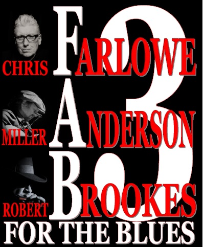 FARLOWE ANDERSON BROOKES AND THE JUICE AT FRAMFIELD