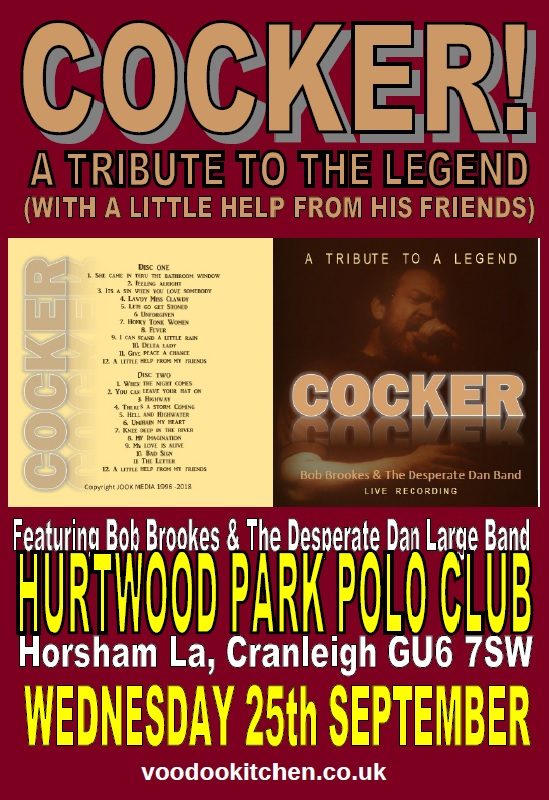 COCKER: A TRIBUTE TO THE LEGEND AT HURTWOOD POLO CLUB