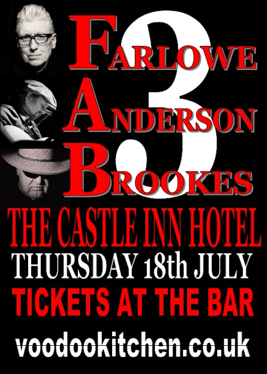 FARLOWE ANDERSON AND BROOKES AT THE CASTLE HOTEL BRAMBER